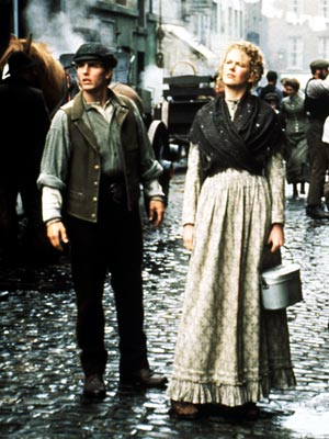 Far and Away | Far and Away (1992) It's almost impossible to find a defender of Ron Howard's Gilded Age immigration epic, but here's one. With its forbidden romance…