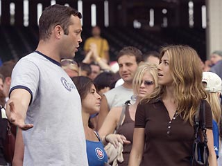Vince Vaughn, Jennifer Aniston, ...