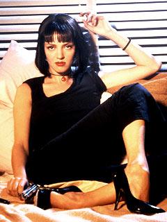 Uma Thurman, Pulp Fiction (Movie - 1994)