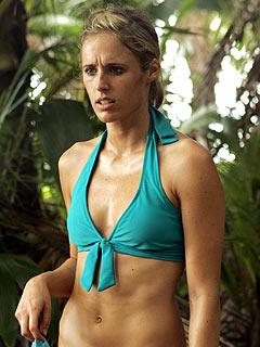 Candice Woodcock, Survivor: Cook Islands