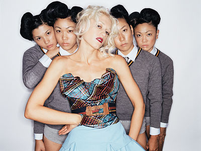 Gwen Stefani | Gwen Stefani No one quite knew what a ''hollaback girl'' was, but that didn't make the tune any less catchy. Plus, any song that teaches…