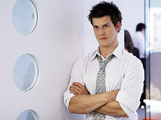 Eric Mabius, Ugly Betty