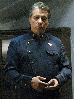 Edward James Olmos, Battlestar Galactica (TV Show - 1978)