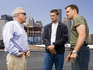 Matt Damon, Martin Scorsese, ...