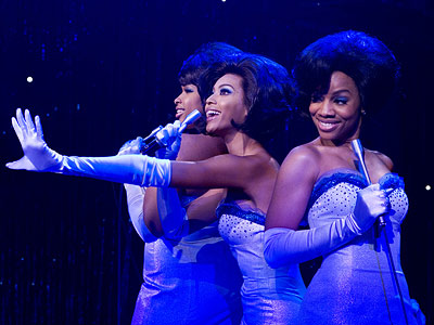 Beyonce Knowles, Jennifer Hudson, ...