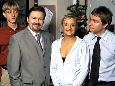 Lucy Davis, Ricky Gervais, ...