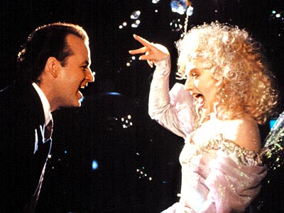 Scrooged, Bill Murray, ... | It's not Christmas for me until I watch Bill Murray in Scrooged !! — craig