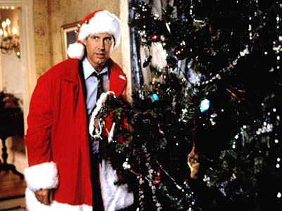 Chevy Chase, National Lampoon's Christmas Vacation