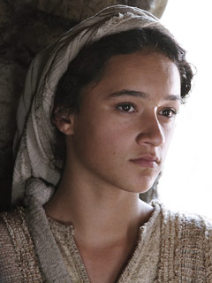 Keisha Castle-Hughes, The Nativity Story