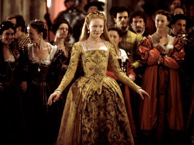 Elizabeth, Cate Blanchett