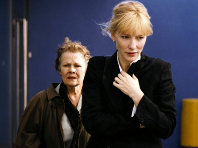 Notes on a Scandal, Cate Blanchett, ...