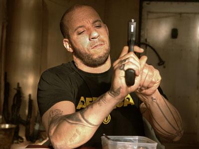 Vin Diesel, Babylon A.D.