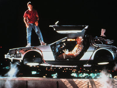 Michael J. Fox, Christopher Lloyd, ... | Setting: 2015 Dystopian? A future filled with hoverboards , pizzas that fit in your pocket, and hands-free videogames is dystopian? Hell, can anybody spare a…