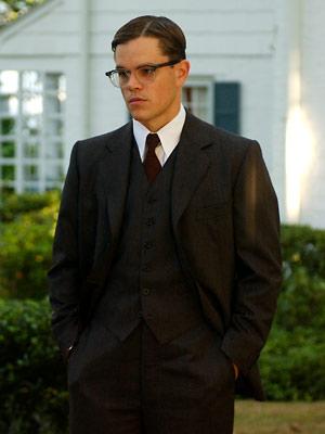 The Good Shepherd, Matt Damon