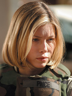 Home of the Brave, Jessica Biel
