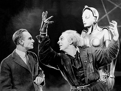 Metropolis | Setting: 2026 The classes are at war. Rioting masses burn an exotic-dancing robot at the stake. Everyday existence sucks. But at least the surrounding real…