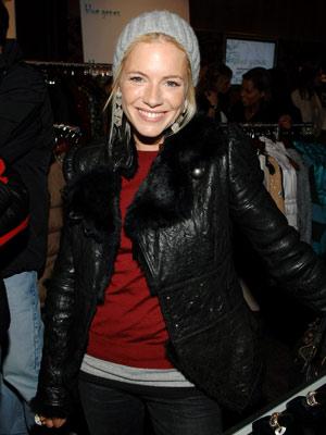 Sienna Miller, Sundance Film Festival