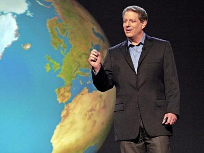 Al Gore, An Inconvenient Truth