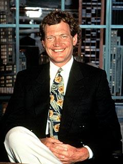 Late Night with David Letterman, David Letterman