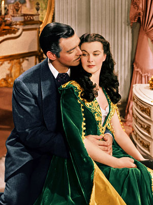 Gone With the Wind, Clark Gable, ...