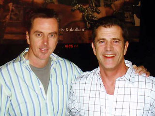 Kevin O'Connell, Mel Gibson