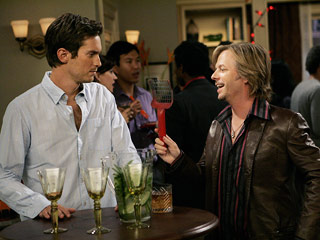 Rules of Engagement, David Spade, ...