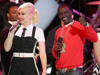 Akon, Gwen Stefani