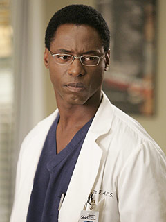 Grey's Anatomy, Isaiah Washington