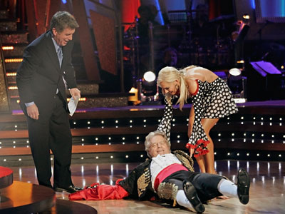 Dancing With the Stars, Jerry Springer, ...