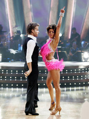 Dancing With the Stars, Lisa Rinna