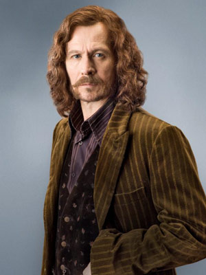 Gary Oldman, Harry Potter and the Order of the Phoenix