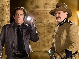 Ben Stiller, Robin Williams, ...