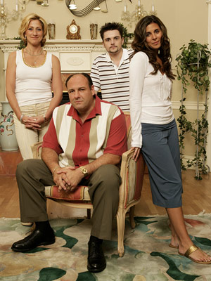 Tony Soprano, The Sopranos