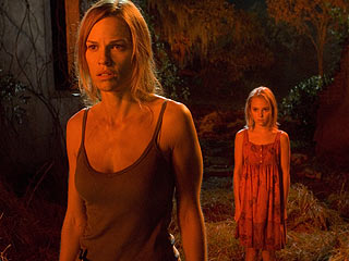 Hilary Swank, The Reaping