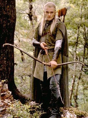 Orlando Bloom, The Lord of the Rings: The Fellowship of the Ring
