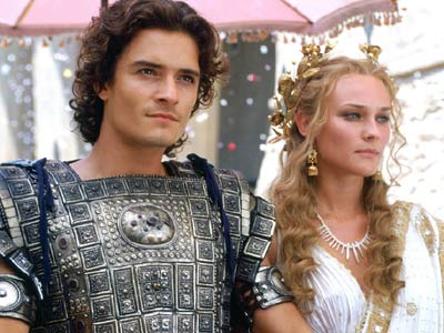 Diane Kruger, Orlando Bloom, ...