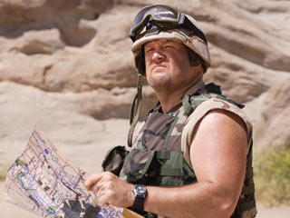 Larry the Cable Guy, Delta Farce