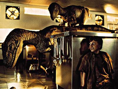 Joseph Mazzello, Jurassic Park