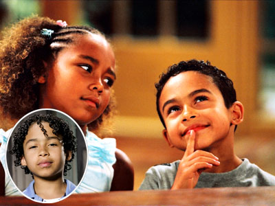 Noah Gray-Cabey, My Wife and Kids
