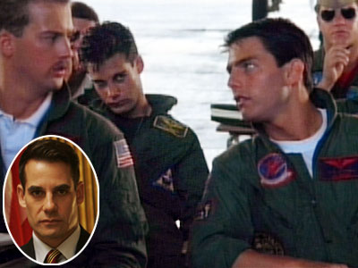 Tom Cruise, Adrian Pasdar, ...
