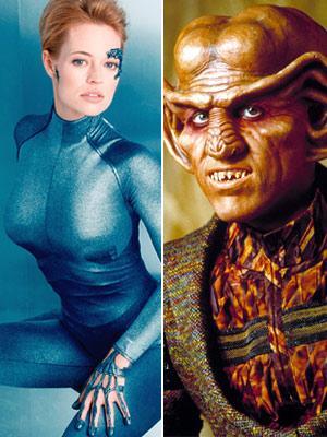 Jeri Ryan, Star Trek: Voyager