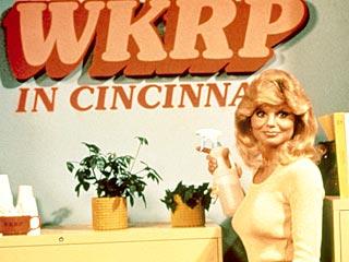 Loni Anderson, WKRP in Cincinnati