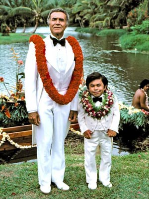 Sidekick to: Mr. Roarke Fantasy Island (1978-83) We never understood the relationship between Mr. Roarke and Tattoo. Yes, they obviously shared the same amazing tailor…
