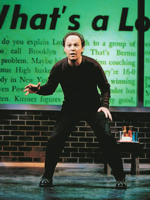 Billy Crystal, 700 Sundays
