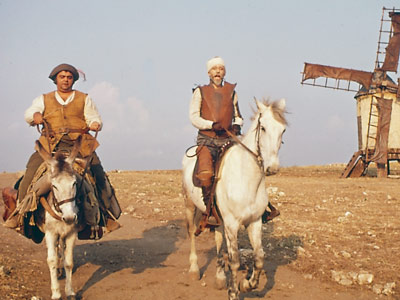 Peter O'Toole | Sidekick to: Don Quixote de la Mancha Don Quixote , throughout film, music, and theater (1605-present) Quixote may be the star of Miguel de Cervantes'…