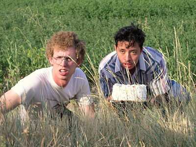 Jon Heder, Efren Ramirez, ... | Sidekick to: Napoleon Dynamite Napolean Dynamite (2004) The odd Mexican out in an Idaho high school, he is the cool yin to Napoleon's tempestuous yang.…