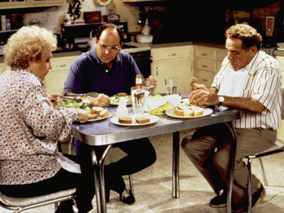It's hard to determine exactly how much of George Costanza's dysfunction was a result of his equally (if not more so) dysfunctional parents, but it…
