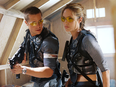 Mr. & Mrs. Smith, Angelina Jolie, ... | Mr. and Mrs. Smith (2005) Though director Doug Liman's film about a married pair of contract killers was a fun, stylish flick with some pretty…