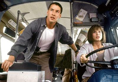 Keanu Reeves, Sandra Bullock, ...
