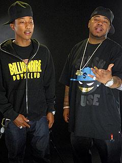 Twista, Pharrell Williams